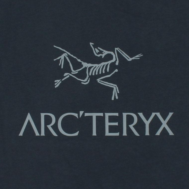 ARC'TERYX (アークテリクス)  ARC'WORD T SHIRT - KINGFISHER