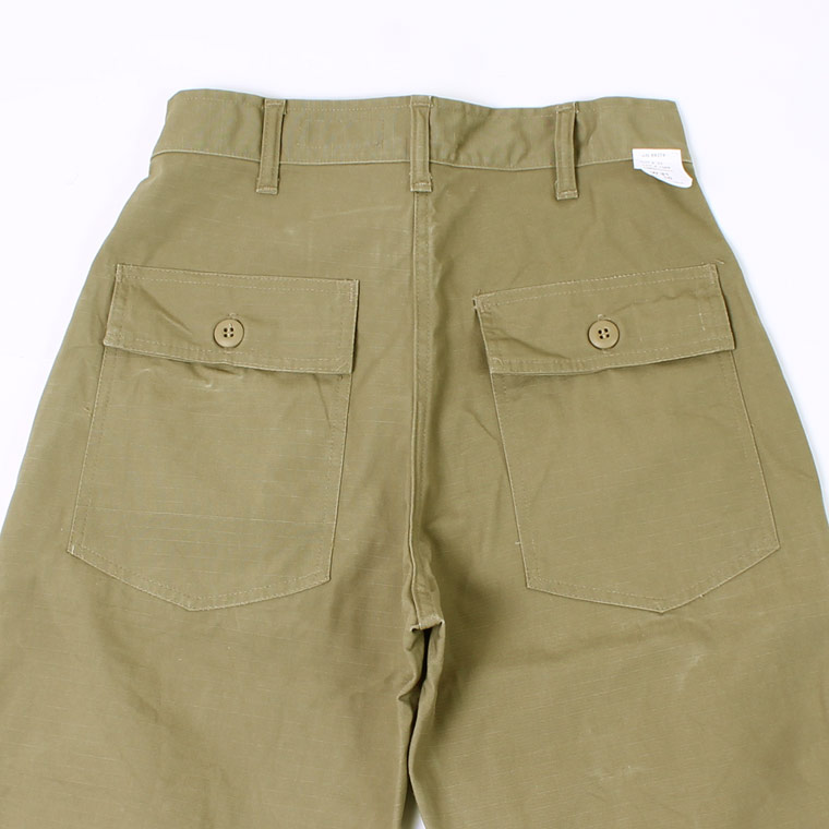 EMPIRE & SONS (エンパイア アンド サンズ)  MADE IN USA FATIGUE PANT SLIM FIT RIPSTOP - COYOTE