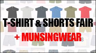 Tシャツ&ショーツフェア,名古屋 メンズファッション セレクトショップ Explorer エクスプローラー,通販 通信販売
